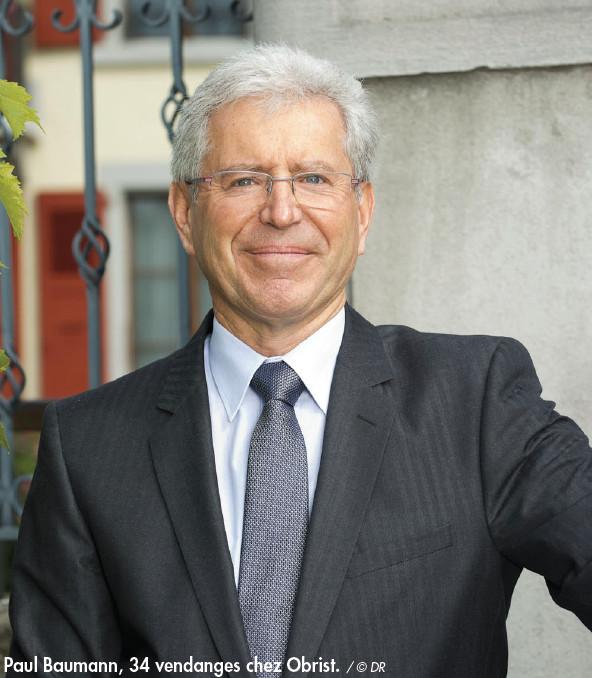 Paul Baumann