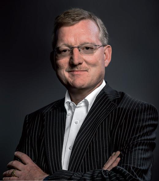 Bernard Stoessel: «Le conseil en  management est une aide pour les cadres»