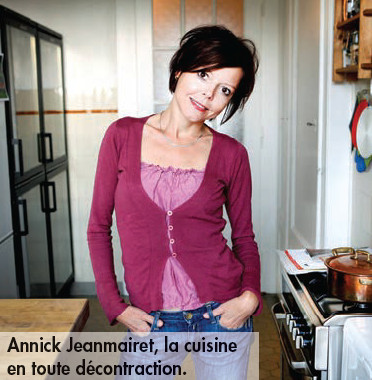 Annick Jeanmairet
