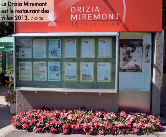 Les terrasses fleuries des restaurateurs récompensées