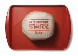MARKETING – L'emballage se mange aussi