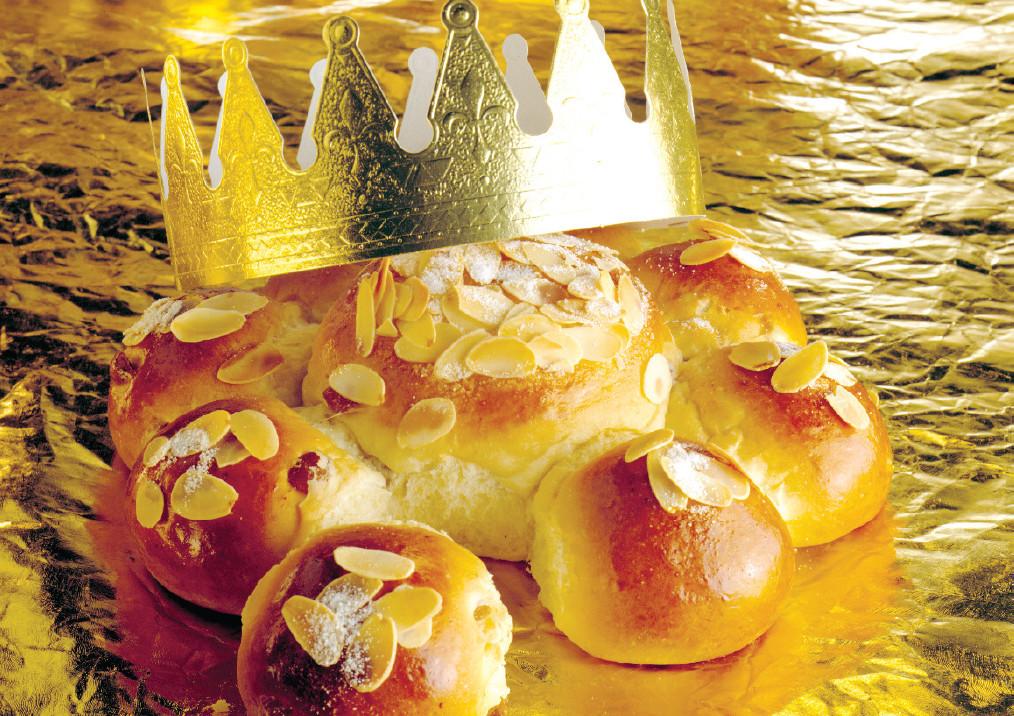 Les rois ont leur gâteau