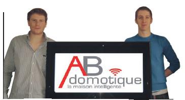 AB Domotique Sàrl Domotique, alarme, contrôle d'accès et vidéo