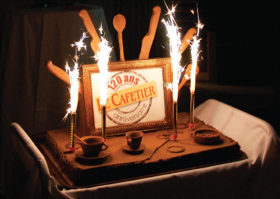 Le journal Le Cafetier fête ses 120 ans!