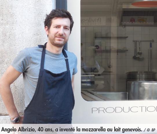 Angelo Albrizio