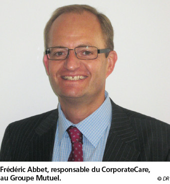 Frédéric Abbet: «Motiver ses  collaborateurs autrement»
