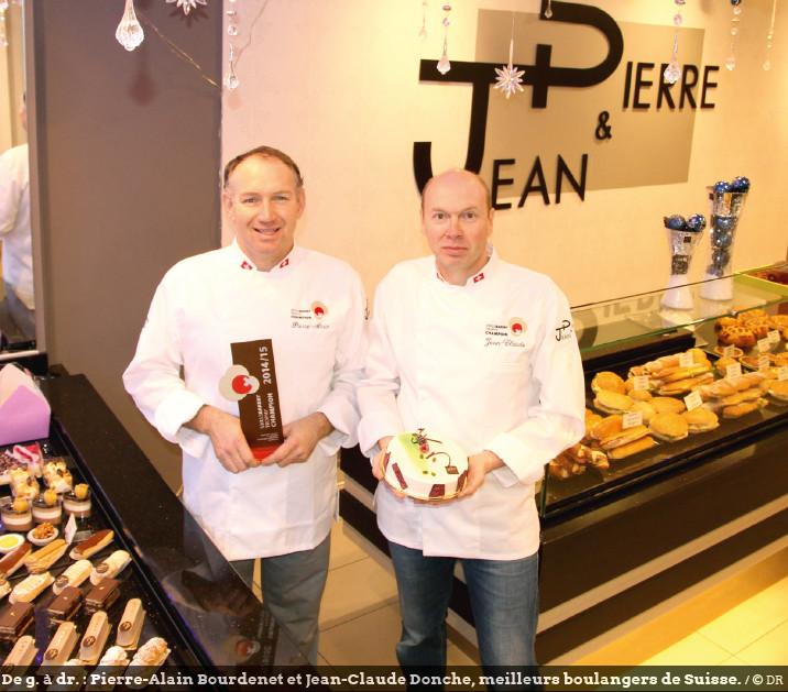 Deux boulangers genevois à l'honneur