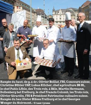 6e concours suisse des produits du terroir