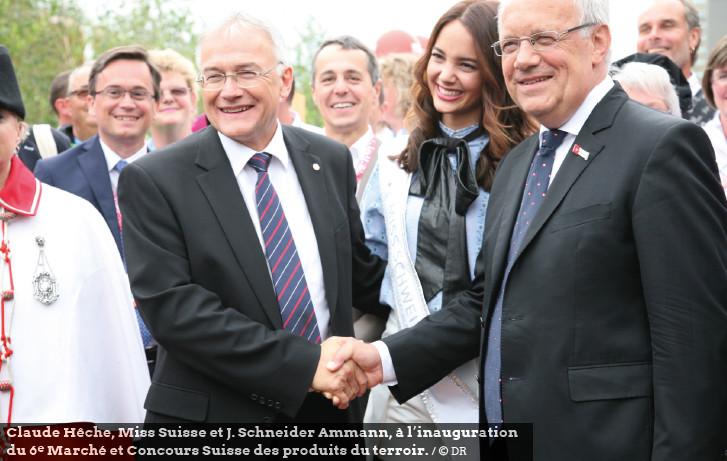 6e Marché et Concours suisse  des produits du terroir