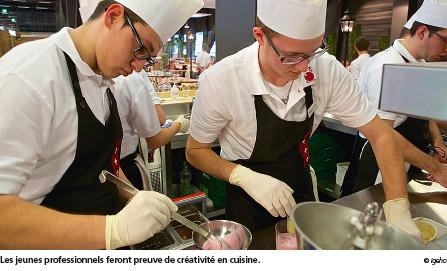 Restaurant CH, de jeunes professionnels aux fourneaux