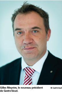 Gilles Meystre: «2015,  l'année de tous les changements»