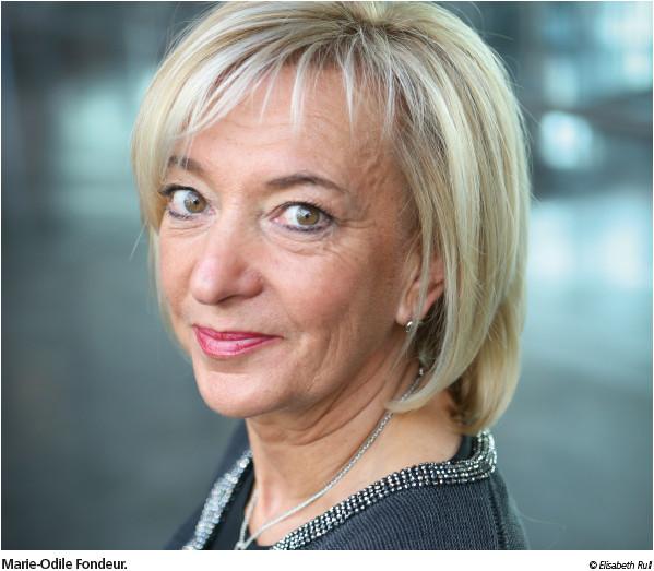 Marie-Odile Fondeur: «Développer l'interaction entre les différents salons Sirha»