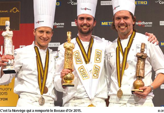 Le Bocuse d'Or,  un concours prestigieux