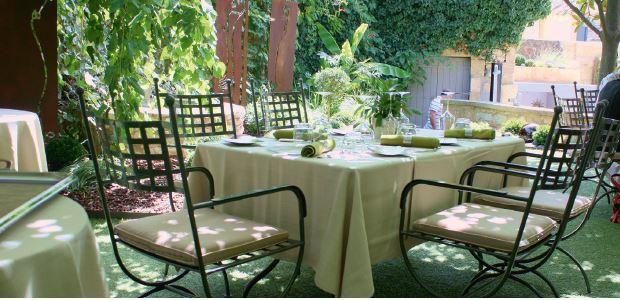 Plantes et arbustes de terrasse
