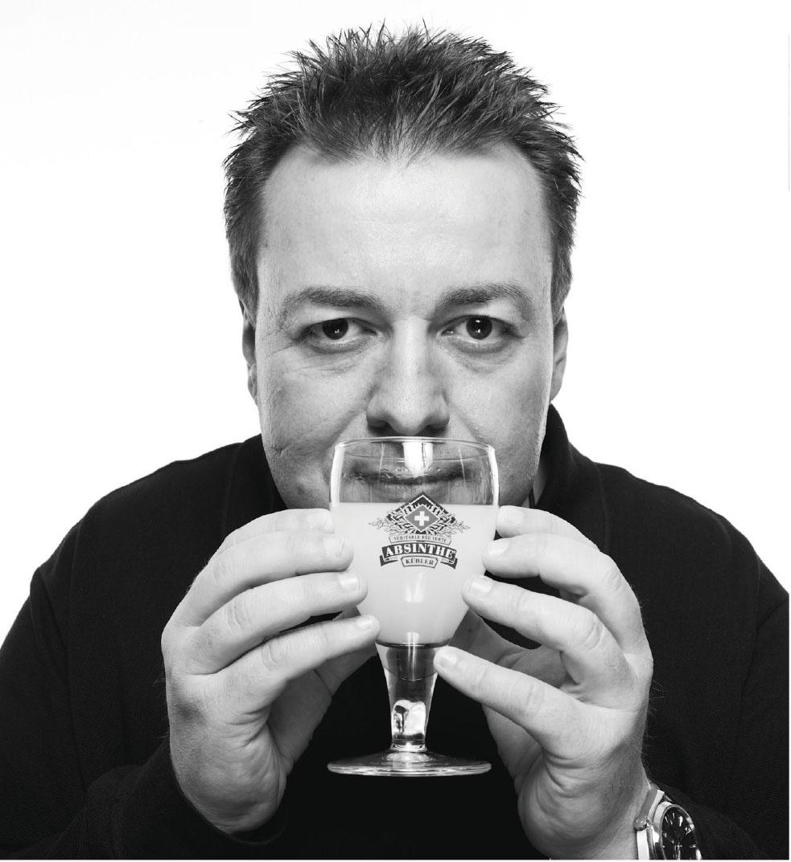 L'absinthe à l'honneur