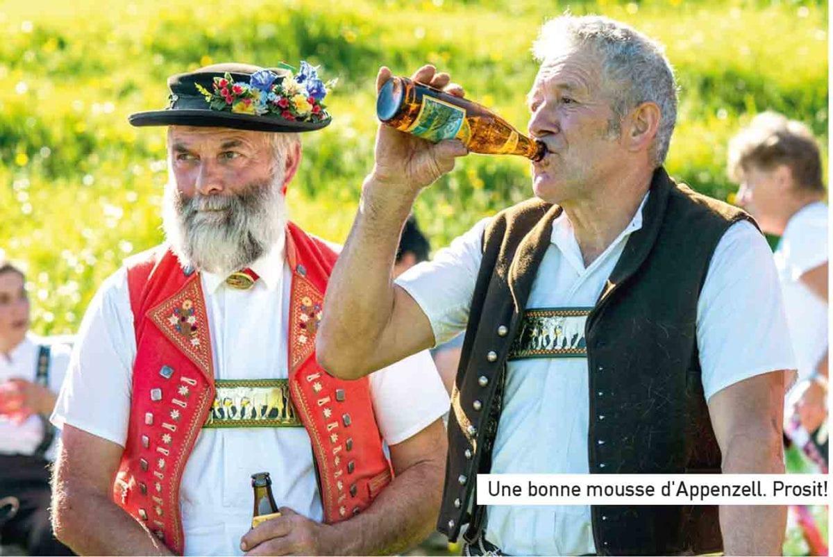 Appenzeller Bier et ses bières du terroir