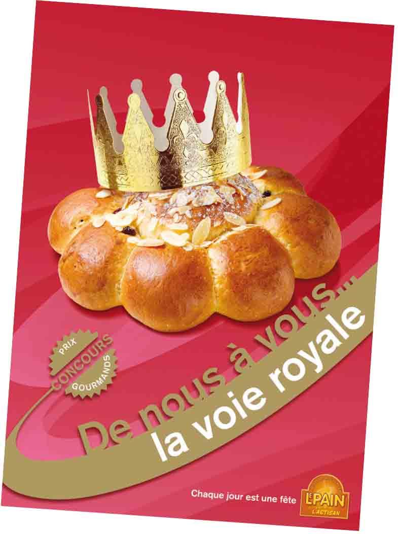 1,5 million de gâteaux et autant de Rois…