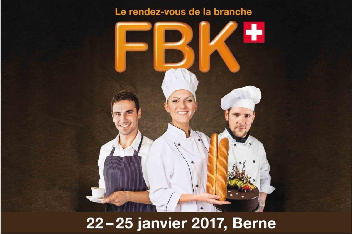 Au rendez-vous suisse de la boulangerie, pâtisserie et confiserie