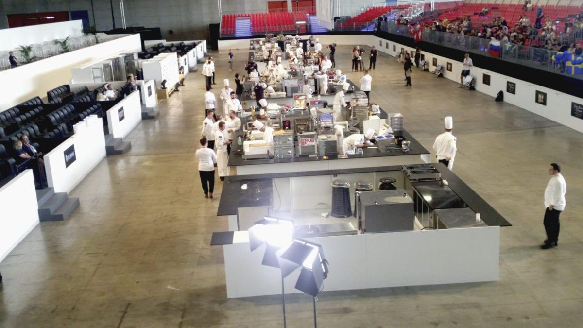 Mondial de la Pâtisserie: la Suisse en finale