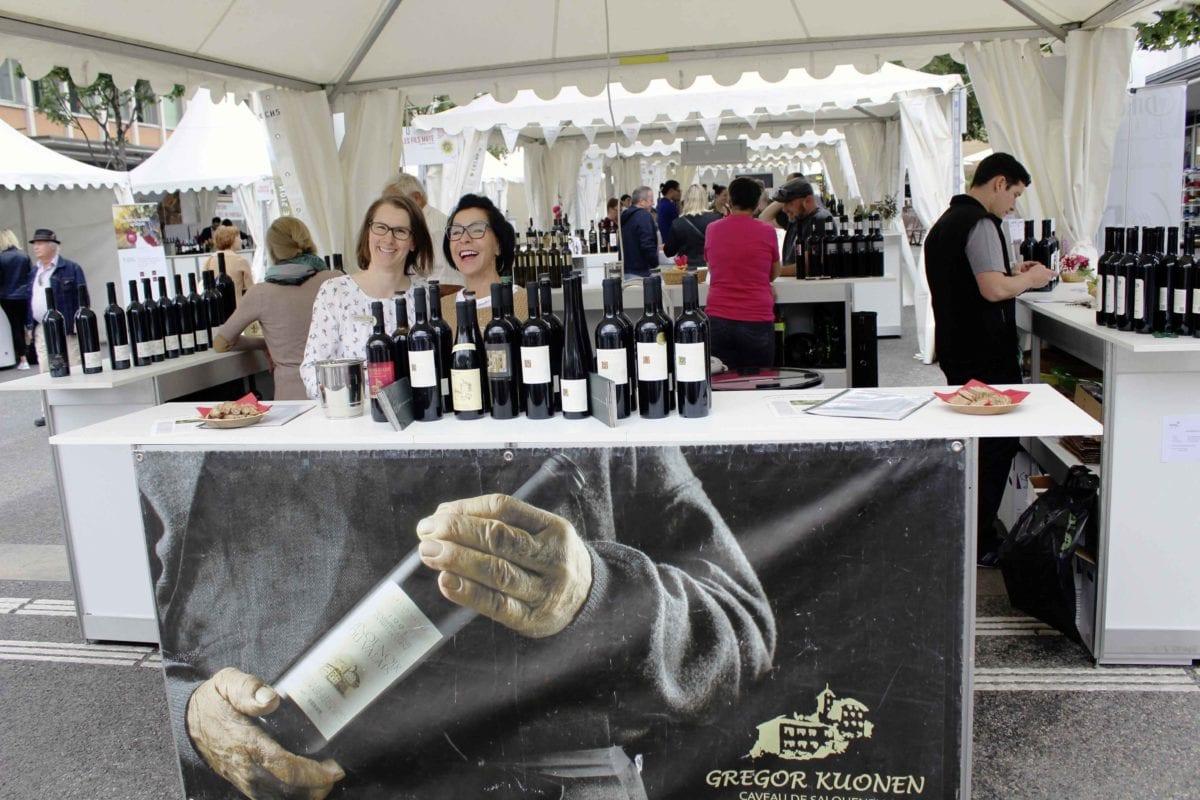 6000 passionnés du vin  pour le 25e Vinea