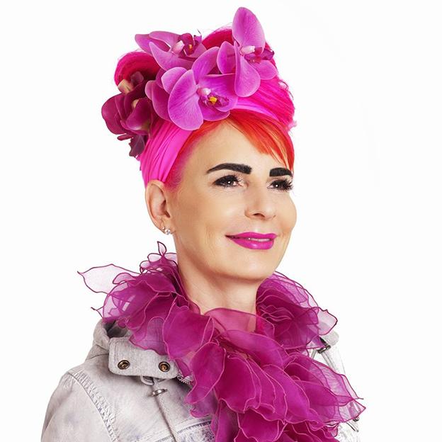 Une pink lady pour aider les boulangers