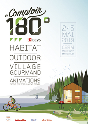 Le Comptoir – 180° à Martigny