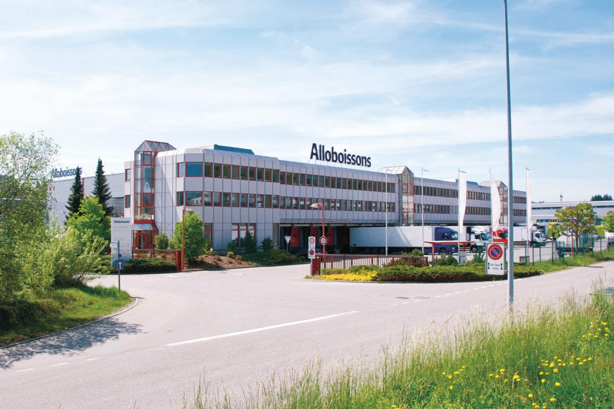 ALLOBOISSONS,  leader indépendant de la livraison de boissons en Suisse