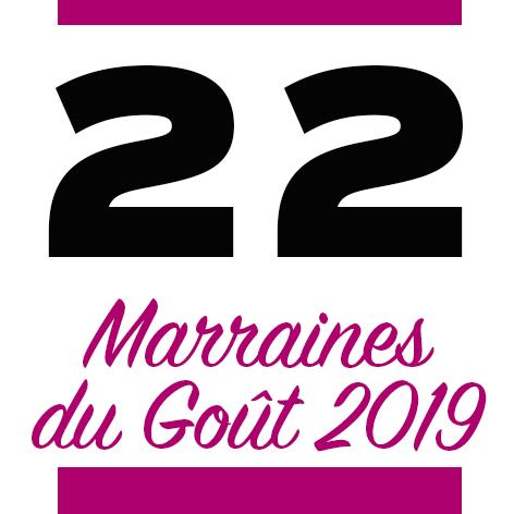Les Marraines du Goût 2019 sont au nombre de 22
