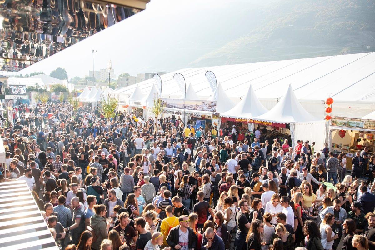 220000 visiteurs attendus à la Foire du Valais