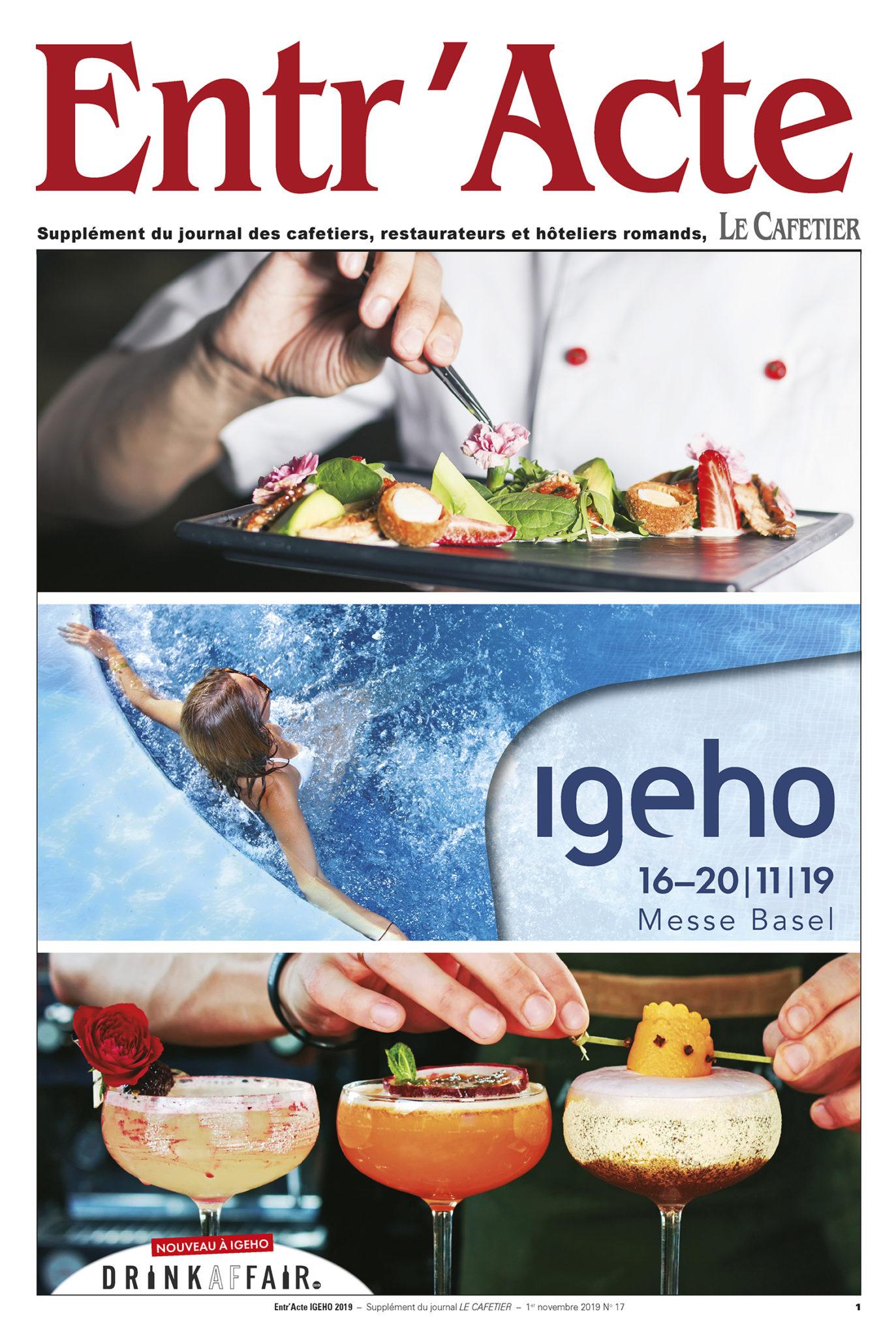 Entr'Acte Igeho 2019