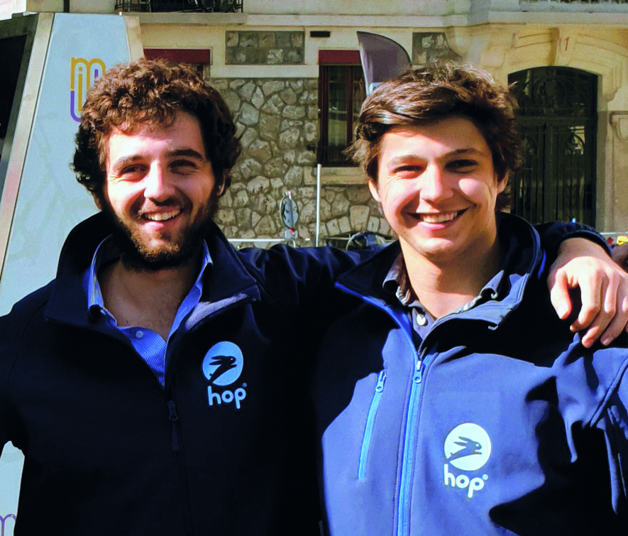 Hop Delivery poursuit sa progression sur Genève
