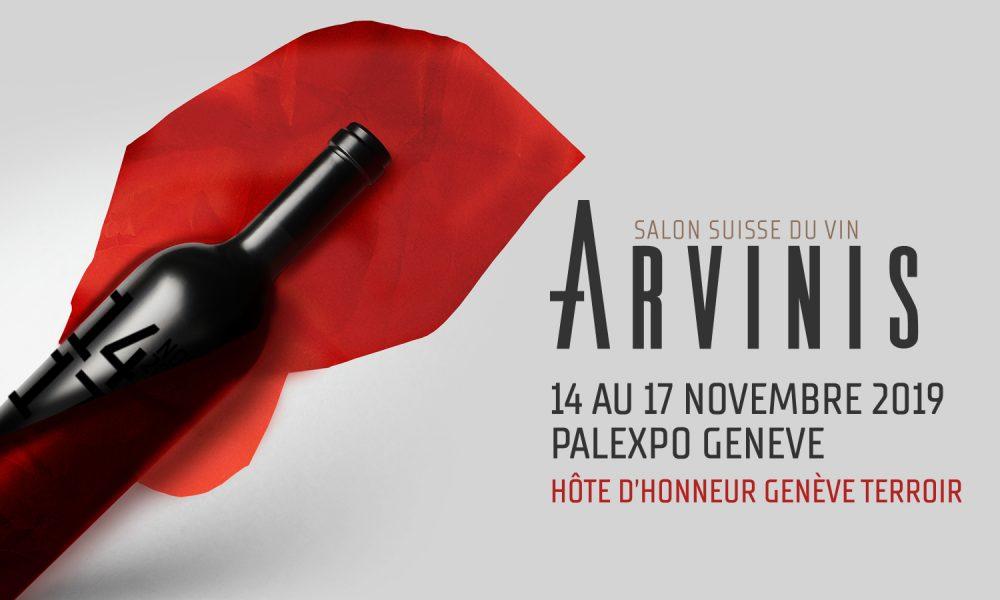 Première d'Arvinis à Palexpo Genève