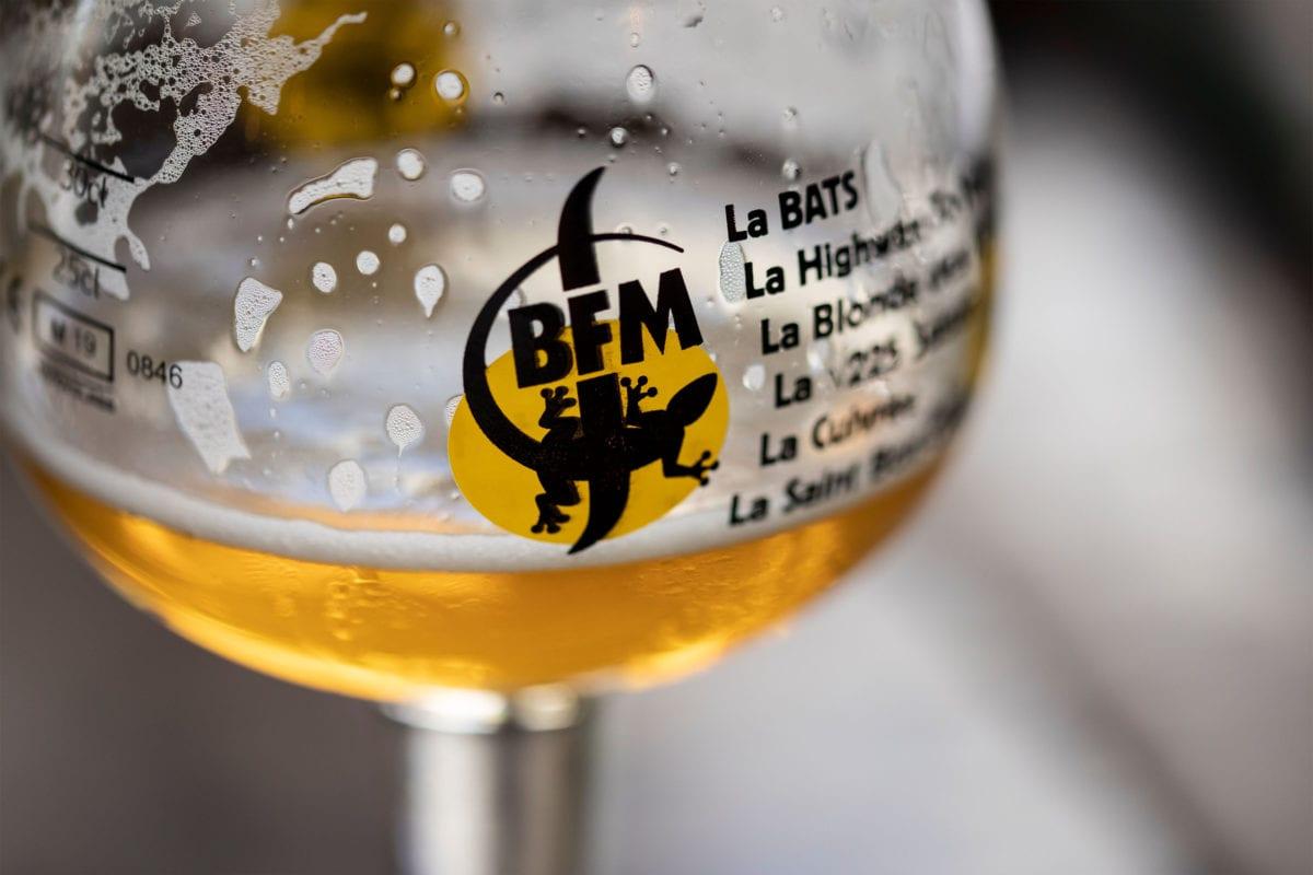 Le brasseur jurassien qui exporte ses bières