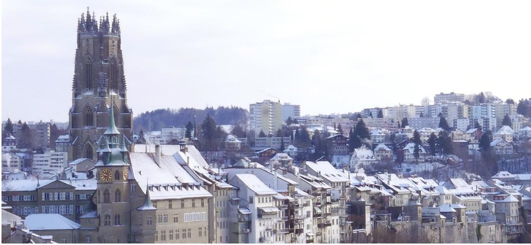 Un carnaval avant l'heure dans le chef-lieu cantonal