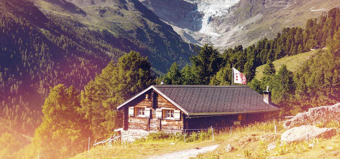 Escape to Valais