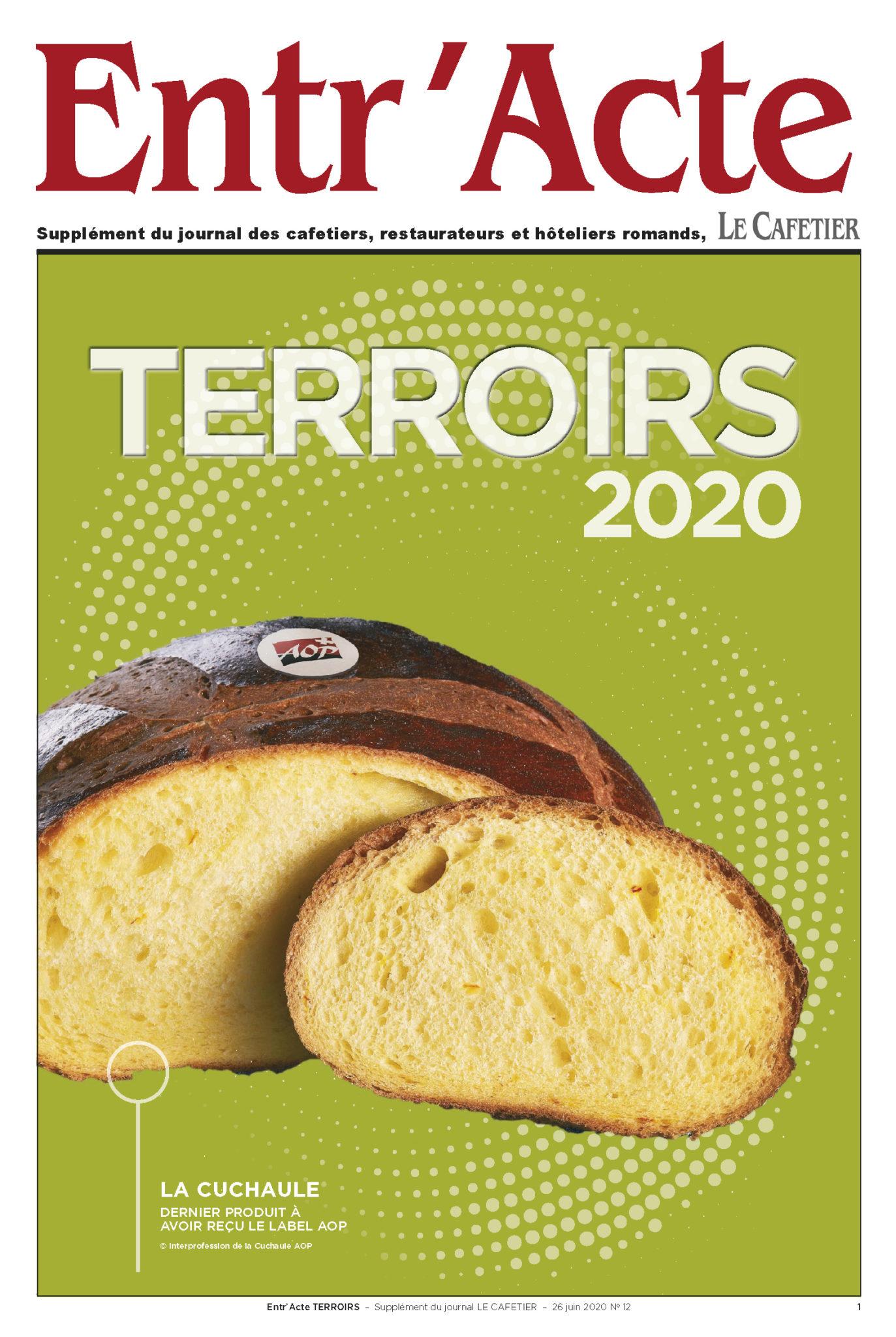 Entr'Acte Terroirs 2020
