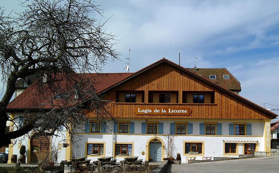Le Logis de la Licorne: une saga familiale!