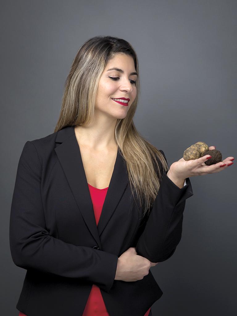 La passion de la truffe au féminin