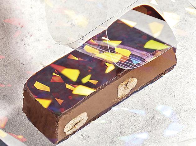 La Suisse invente le chocolat «arc-en-ciel»