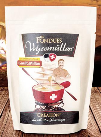Wyssmüller, le poète de la fondue!