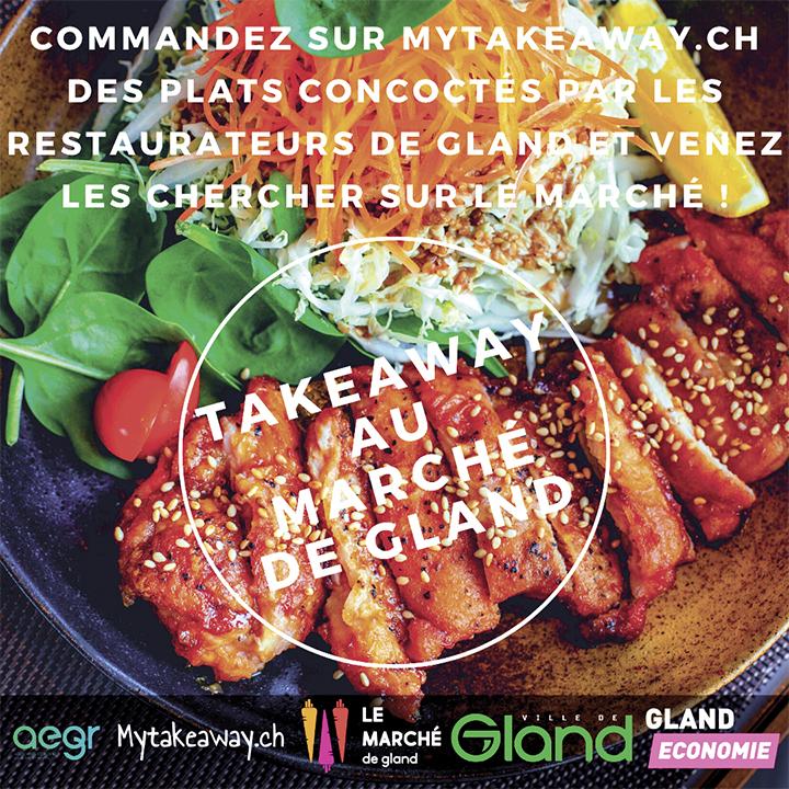 Soutien aux restaurateurs de Gland