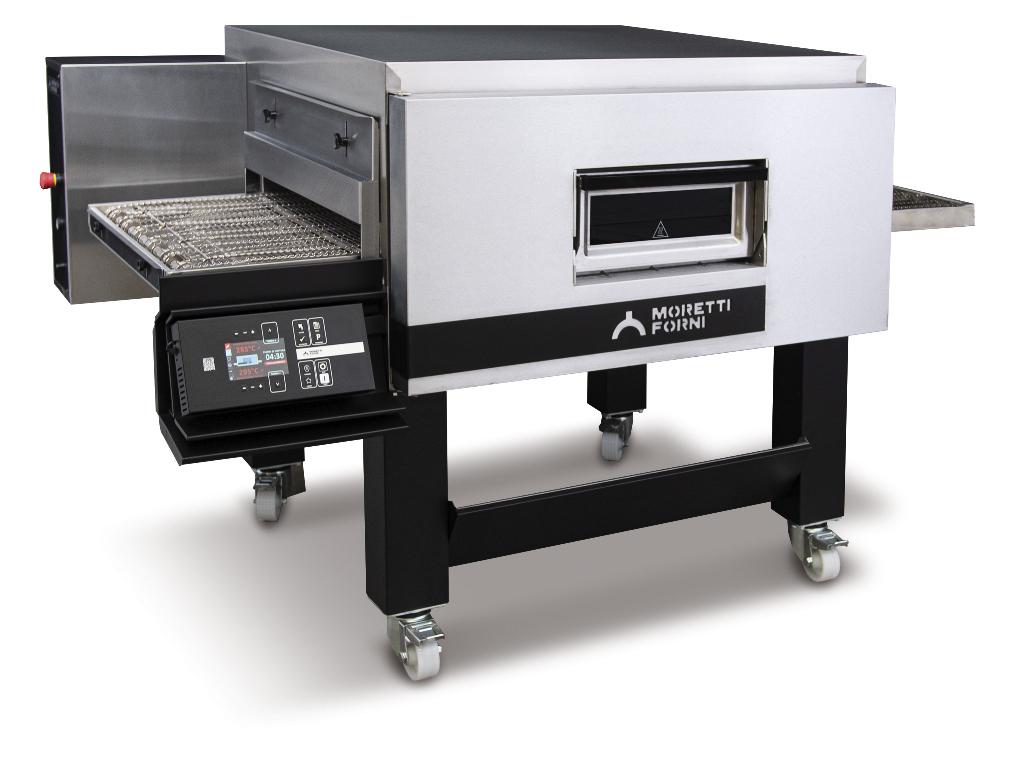 serieT – Le four à convoyeur avec la meilleure qualité de cuisson au monde