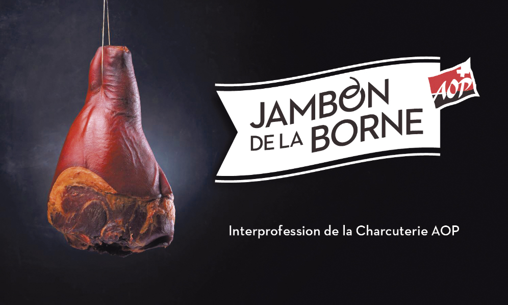 Le Jambon de la Borne conquiert ses lettres de noblesse